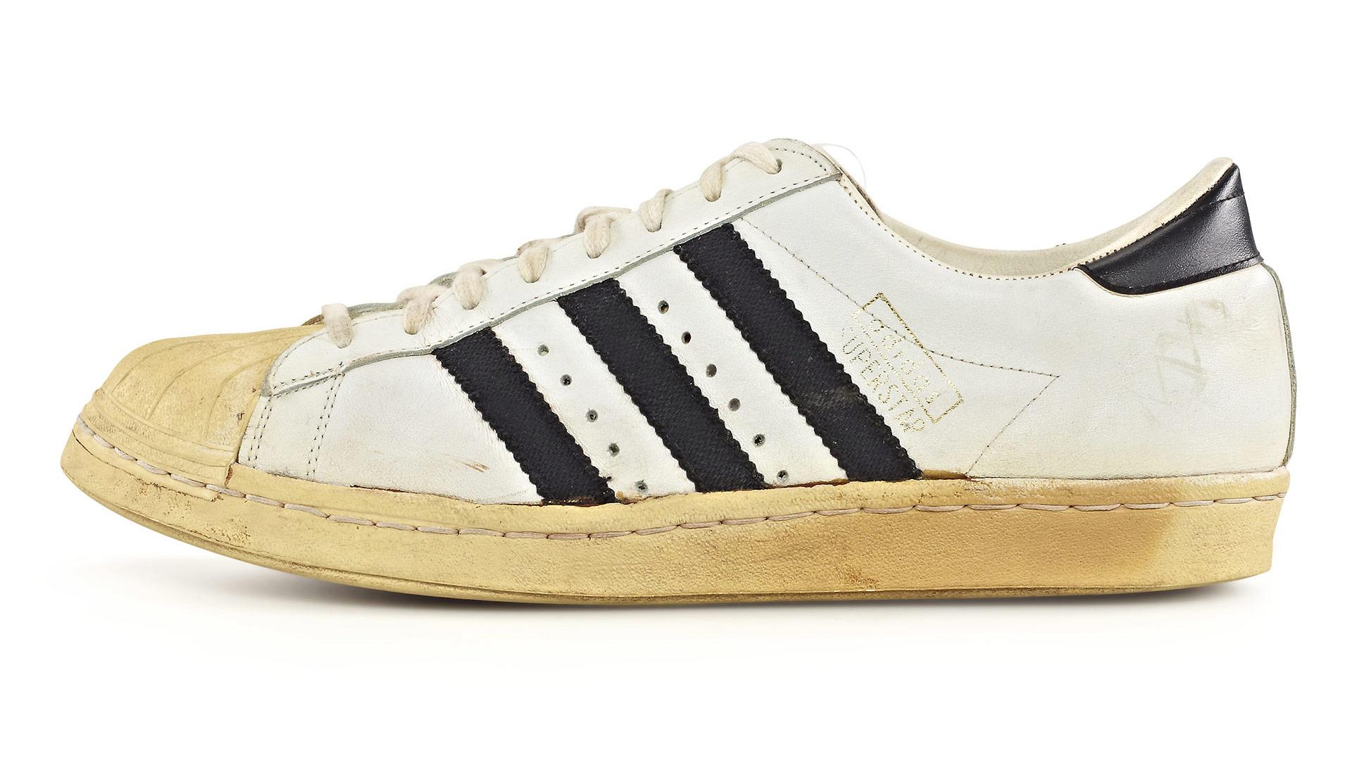 Adidas Superstar z roku 1970. © Adidas