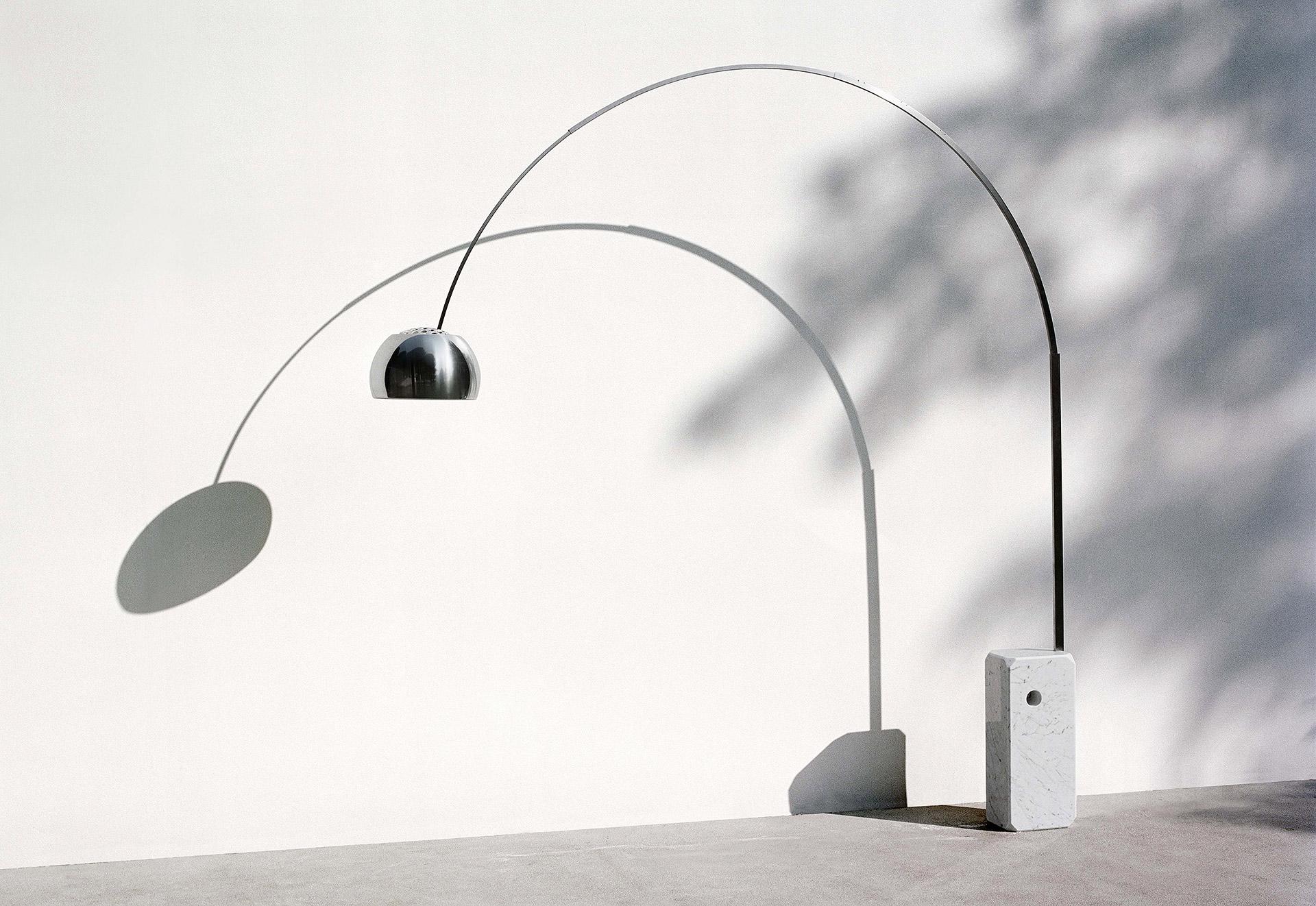 Stojací lampa Flos Arco © Flos