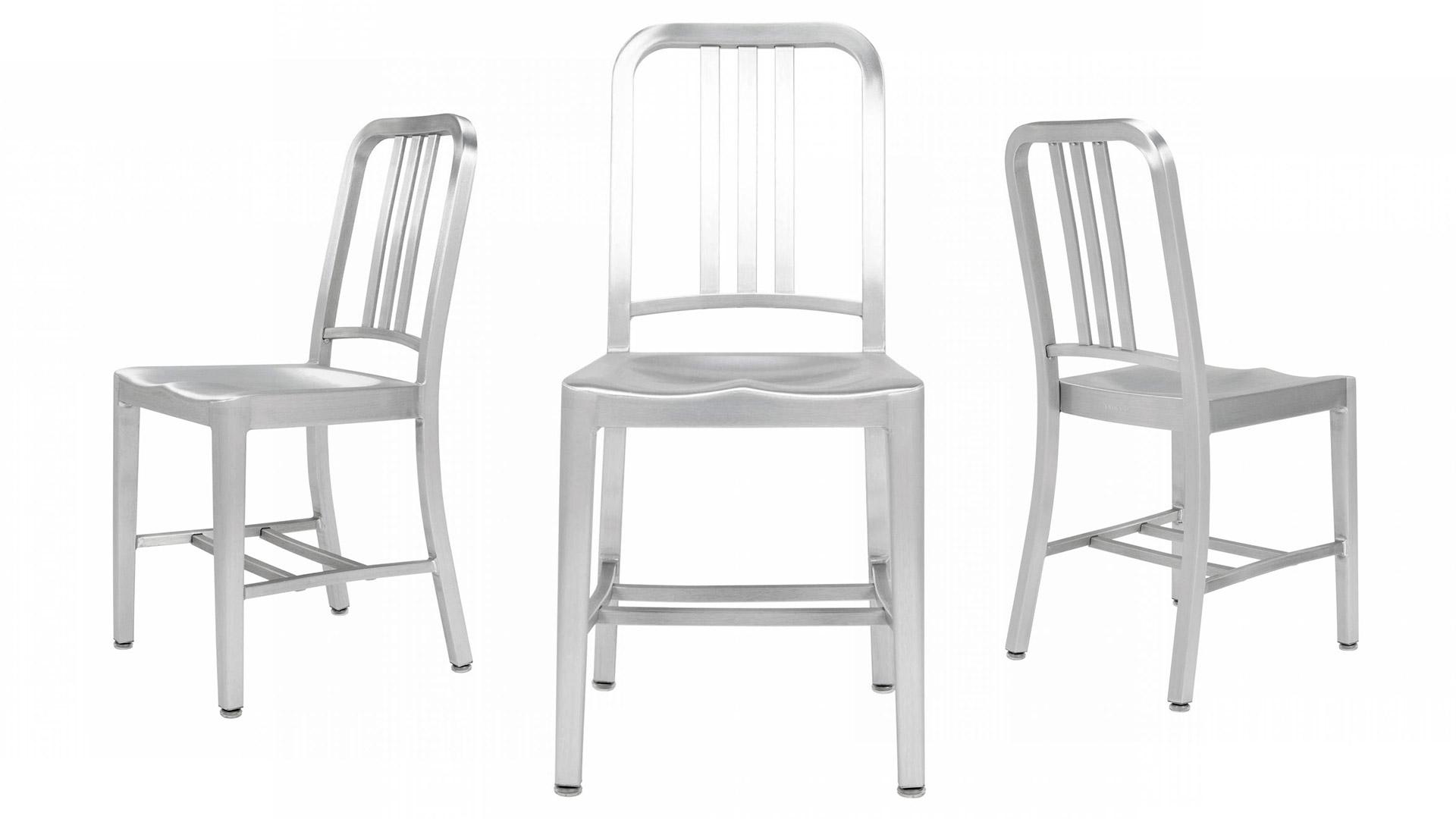 Židle 1006 Navy Chair. © Emeco
